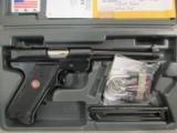 Ruger Mark III Standard Semi-Auto .22 LR Pistol 10105 - 1 of 8