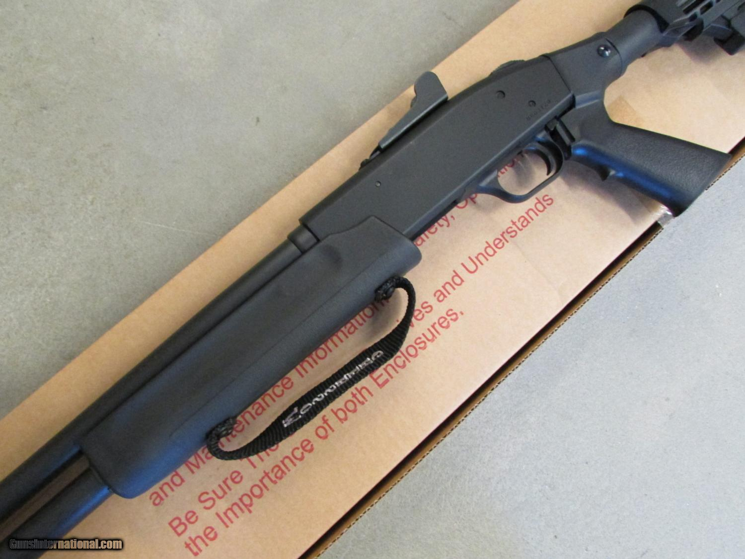 Mossberg 500 Tactical Special Purpose 20