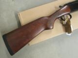 "Stoeger Condor Outback Shotgun 20"" O/U A-Grade Satin Walnut 12 Gauge 31082 - 3 of 9"
