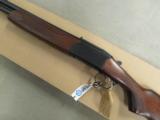 "Stoeger Condor Outback Shotgun 20"" O/U A-Grade Satin Walnut 12 Gauge 31082 - 6 of 9"