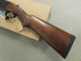 "Stoeger Condor Field Shotgun 26"" O/U A-Grade Satin Walnut 28 Gauge 31031 - 4 of 9"