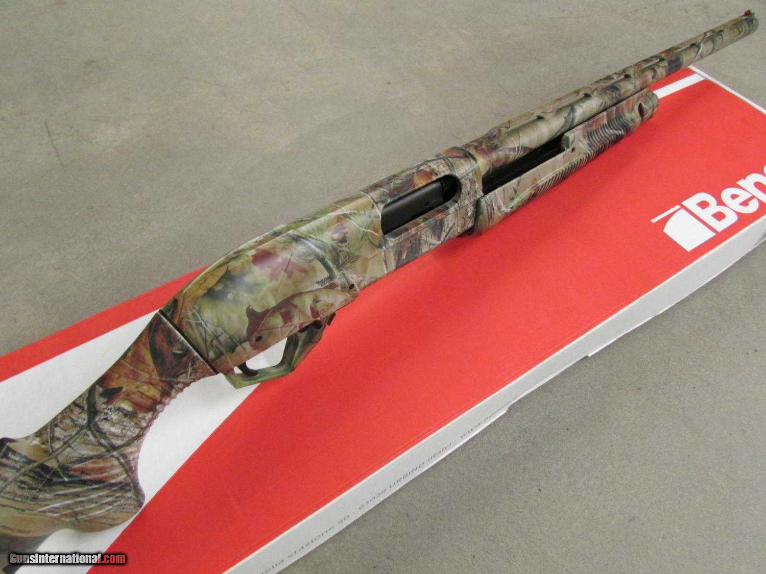 "Benelli Super Nova 24"" Real Tree APG ComforTech Pump ..."