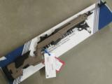 "Springfield Loaded M1A FDE Precision Adjustable Stock 22"" SS .308 Win MP9820"