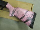 Mossberg 500 Super Bantam Pink Marble 20 ga 54147 - 4 of 9