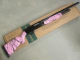 Mossberg 500 Super Bantam Pink Marble 20 ga 54147 - 1 of 9