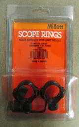 18 Sets Millett Scope Rings Leupold Nikon Vortex Bushnell Steiner & More 1