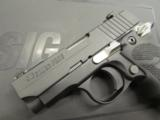 Sig Sauer P238 Nitron Sport .380 ACP SKU: 238-380-SPORTS12 - 7 of 8