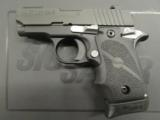 Sig Sauer P238 Nitron Sport .380 ACP SKU: 238-380-SPORTS12 - 3 of 8