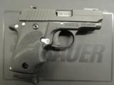 Sig Sauer P238 Nitron Sport .380 ACP SKU: 238-380-SPORTS12 - 2 of 8