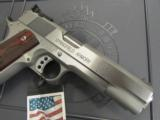 "Springfield 1911 Range Officer 5"" Stainless .45 ACP PI9124LP - 6 of 10"