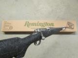 Remington Model 700 Mountain Stainless 22