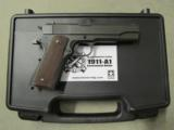 Inland Manufacturing 1911A1 Government Model WWII Replica .45 AUTO - 2 of 8