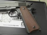 Inland Manufacturing 1911A1 Government Model WWII Replica .45 AUTO - 4 of 8