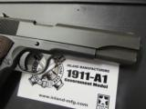 Inland Manufacturing 1911A1 Government Model WWII Replica .45 AUTO - 6 of 8