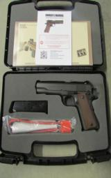 Inland Manufacturing 1911A1 Government Model WWII Replica .45 AUTO - 1 of 8