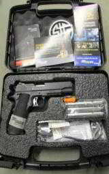 SIG SAUER 1911 TACTICAL OPERATIONS .357 SIG 1911R-357-TACOPS - 1 of 8
