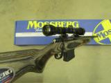 MOSSBERG MVP VARMINT 7.62 NATO .308 WIN. W/SCOPE SKU: 27736 - 7 of 7