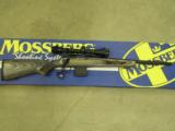 MOSSBERG MVP PREDATOR 5.56 NATO .223 REMINGTON W/SCOPE SKU: 27725