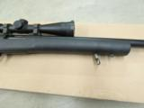 REMINGTON M24 SWS 7.62 NATO MILITARY BRING-BACK WITH SCOPE - 7 of 13
