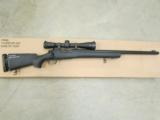REMINGTON M24 SWS 7.62 NATO MILITARY BRING-BACK WITH SCOPE - 1 of 13