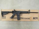 Smith & Wesson M&15 Sport II AR-15 5.56 NATO / .223 REM 10202