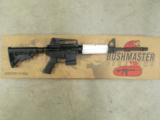 BUSHMASTER M4 CARBINE CA LEGAL AR-15 5.56 90289 - 1 of 5