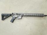 """ANDERSON COMPLETE AR-15 TUNGSTEN GRAY CERAKOTE 5.56 NATO 16"""""""