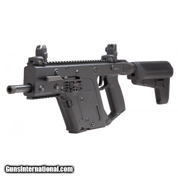 KRISS VECTOR GEN II SBR 9mm LUGER BLACK KV90-SBL20