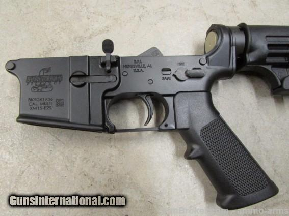 BUSHMASTER XM-15 COMPLETE AR-15 M4 MULTI-CAL LOWER AR15 for sale