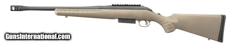 8c9dd3e9ec90a ... Ruger American Ranch .450 Bushmaster FDE 16