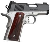 "Kimber Ultra Carry II 9mm Two-Tone 3"" 1911 3200332"
