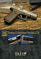 Glock 19 Gen4 9mm Special Operations Forces TALO UG1950204SO - 4 of 4