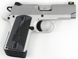 """Kimber Micro 9 Stainless FO Carry 9MM 3.15"""" 3300179"""