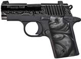 "Sig Sauer P238 Black Pearl .380 ACP 2.7"" 238-380-ESB"