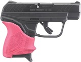 """Ruger LCP II .380 ACP 2.75"""" PINK Hogue 6 Rounds TALO 3777"""
