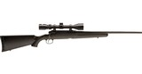 "Savage Axis XP 6.5 Creed 22"" Black Synthetic w/Scope 22673"