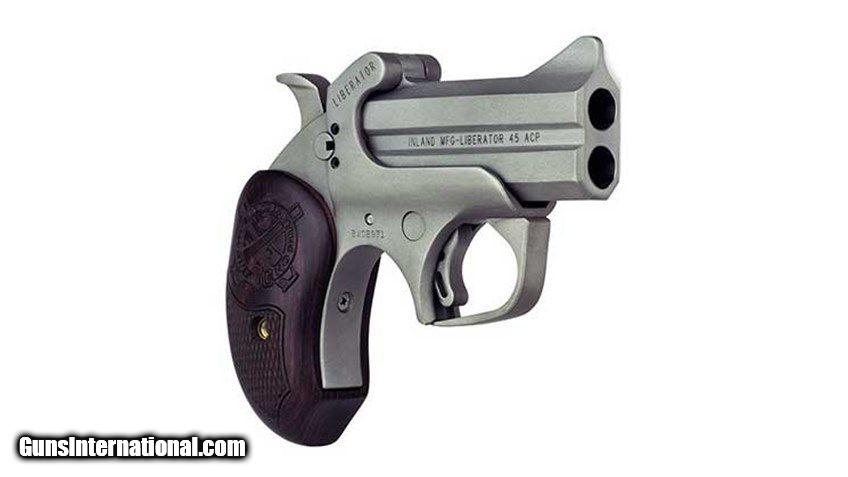 Inland / Bond Arms Liberator  45 ACP 3 5