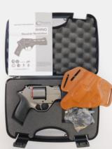 """Chiappa Rhino 200DS .357 Mag 2"""" Nickel BCF340.218"""