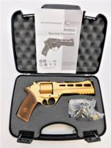 "Chiappa Rhino 60 DS .357 Magnum Gold 6"" B340.225"
