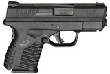 "Springfield Armory XDS 3.3"" .45 ACP 5 RD Mag