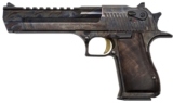 "Magnum Research Desert Eagle .44 Magnum 6"" CASE HARDENED DE44CH"