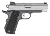 "Springfield 1911 EMP 4"" .40 S&W Black/Stainless PI9224L"
