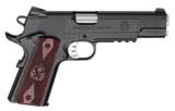 "Springfield 1911 Loaded .45 ACP Black 5"" w/Range Bag PX9116L18"