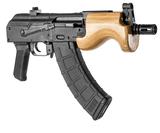 """Century Arms Micro Draco AK Pistol 7.62x39 6.25"""" HG2797-N"""