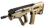 """IWI Tavor SAR FD16 5.56 NATO 16.5"""" FDE TSFD16"""