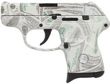"Ruger LCP Glowing $100 Bills .380 ACP 2.75"" 3701BILLS"