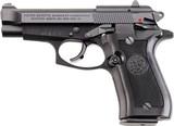 """Beretta 84FS Cheetah .380 ACP 3.8"""" 10 Rds J84F200"""