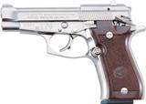 """Beretta 84FS Cheetah .380 ACP 3.8"""" Nickel 10 Rds J84F212"""