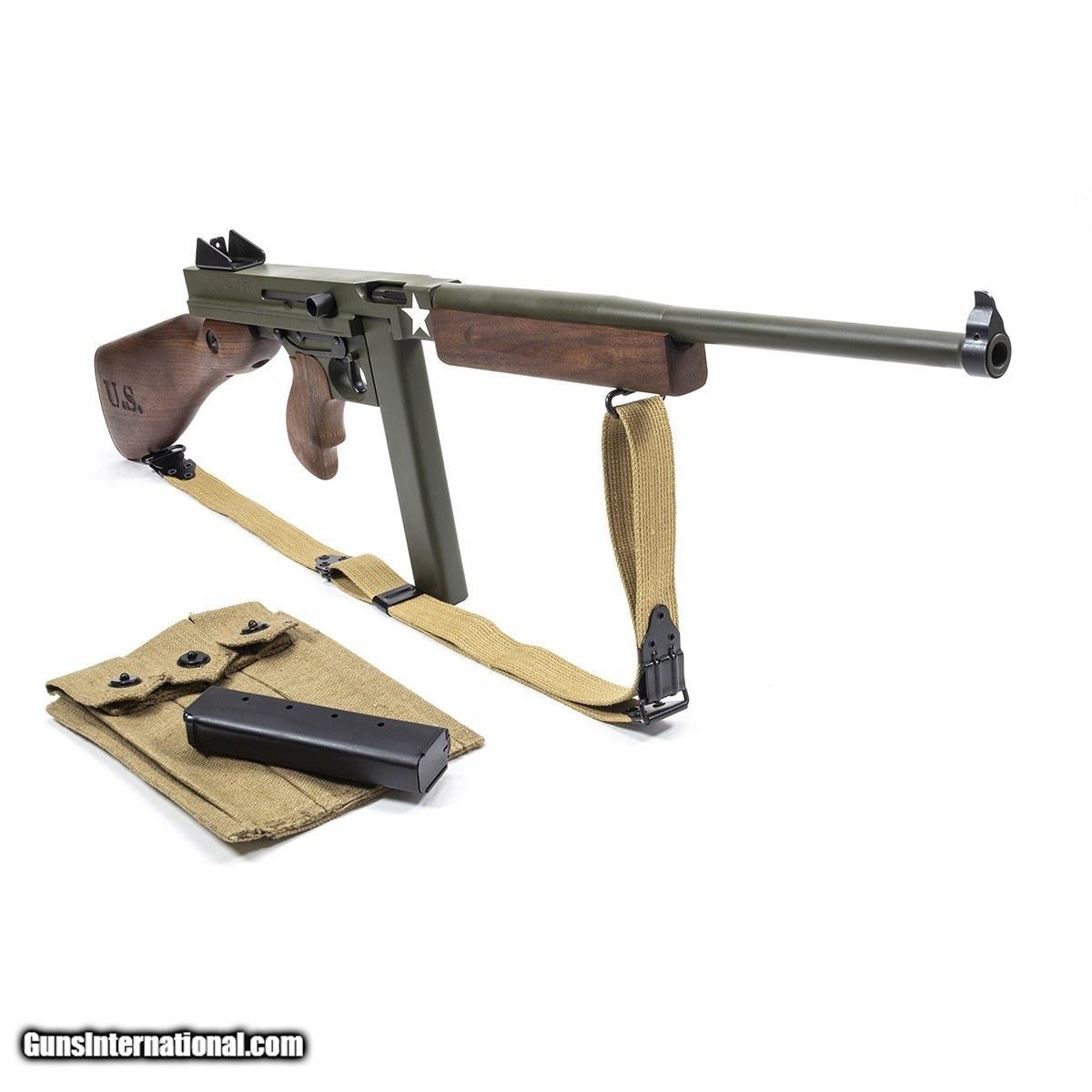 Auto-Ordnance Tanker WWII Thompson M1 Carbine  45 ACP TM1C1 for sale