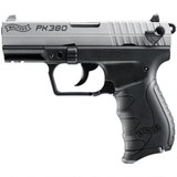 "Walther Arms PK380 3.66"" Nickel .380 ACP 505.03.09"